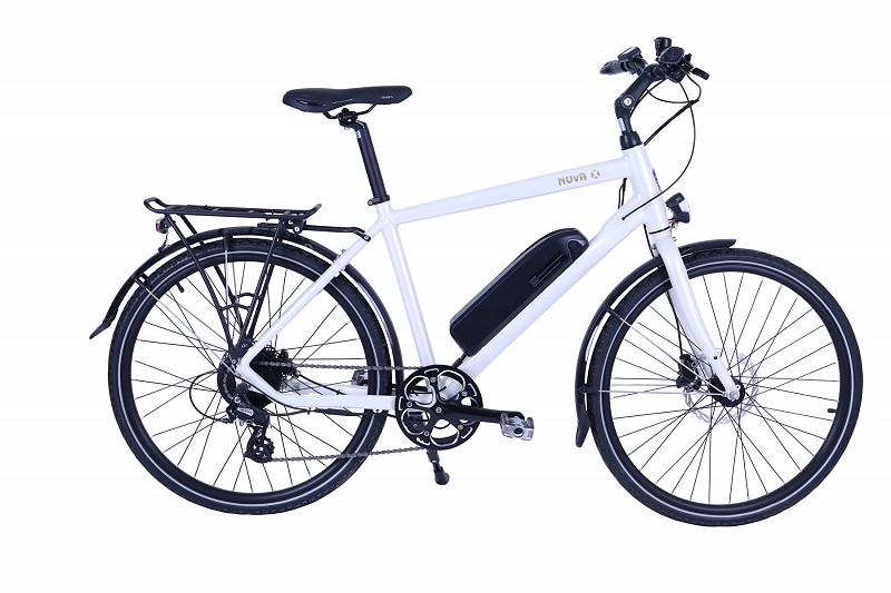 BatriBike Nova X with 10.4Ah battery - Image 1