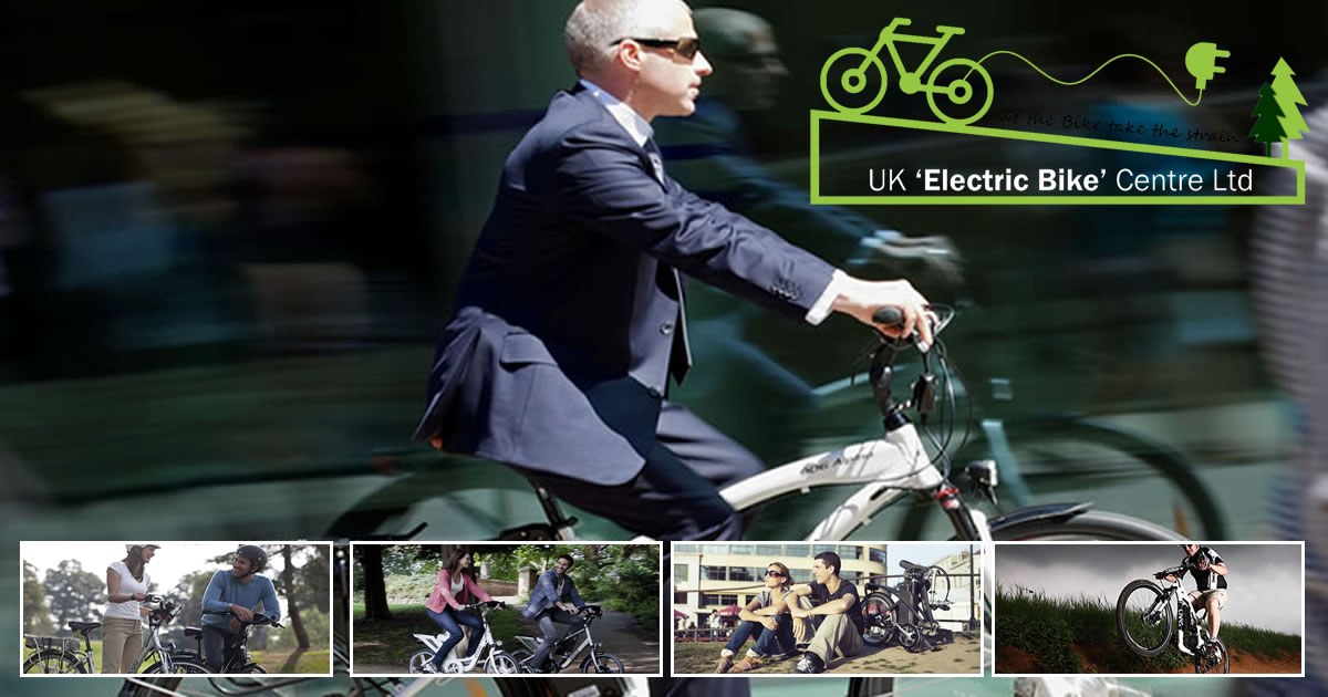 Cycle To Work Scheme Electric Bikes
